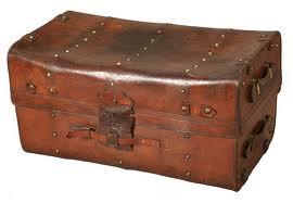 portmanteau suitcase
