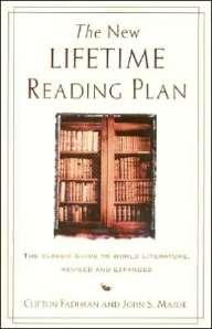 Lifetime Reading Plan