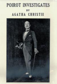 Poirot by W. Smithson Broadhead 1924