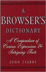 Browser's Dictionary