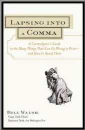 Lapsing into a Comma
